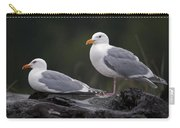 Seagulls Carry-all Pouch by Gary Langley