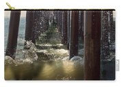 Seal Beach Pier Surf Carry-all Pouch