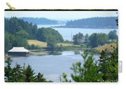 Seal Harbor Maine Carry-all Pouch