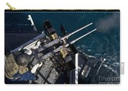 Seaman Fires Twin .50 Caliber Machine Carry-all Pouch