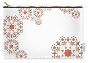 Seamless Retro Pattern Carry-all Pouch