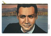 Sean Connery As James Bond Carry-all Pouch