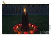 Seance Pumpkins Demon Carry-all Pouch