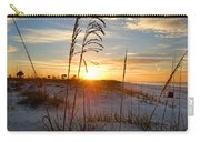 Seaoats Sunrise Carry-all Pouch
