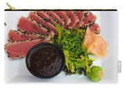 Seared Tuna With Ginger Carry-all Pouch