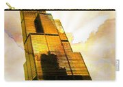Sears Tower Breaking Dawn Carry-all Pouch