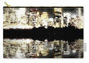 Sears Tower Dominated Skyline Lake Reflection  Carry-all Pouch