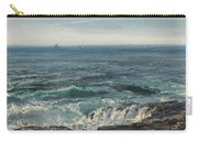 Seascape 1877 Carry-all Pouch by Henry Moore