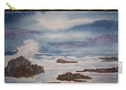 Seascape Five Carry-all Pouch