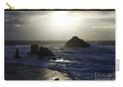 Seascape Oregon Coast 4 Carry-all Pouch