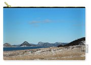 Seascape - Panorama Carry-all Pouch by Barbara Griffin