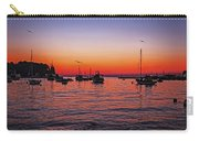 Seascape Silhouette Carry-all Pouch