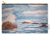 Seascape Six Carry-all Pouch