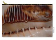 Seashell Abstract 3 Carry-all Pouch