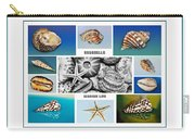 Seashell Collection 3 - Collage Carry-all Pouch