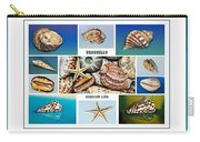 Seashell Collection 4 - Collage Carry-all Pouch