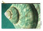 Seashell In Sunlight2 Carry-all Pouch