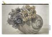Seashell No.2 Carry-all Pouch by Taylan Apukovska
