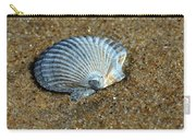 Seashell On The Beach Carry-all Pouch