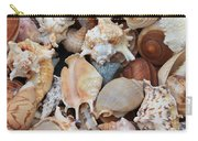Seashells - Vertical Carry-all Pouch