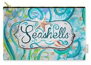 Seashells IIi Carry-all Pouch