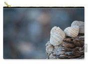Seashells On Driftwood  Carry-all Pouch