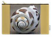 Seashells Spectacular No 2 Carry-all Pouch by Ben and Raisa Gertsberg