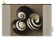 Seashells Spectacular No 27 Carry-all Pouch by Ben and Raisa Gertsberg