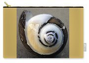 Seashells Spectacular No 3 Carry-all Pouch by Ben and Raisa Gertsberg