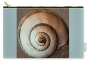 Seashells Spectacular No 34 Carry-all Pouch by Ben and Raisa Gertsberg