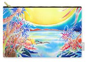 Seashore In The Moonlight Carry-all Pouch