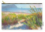 Seaside Afternoon Carry-all Pouch by Talya Johnson