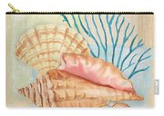 Seaside Dream-b Carry-all Pouch by Jean Plout