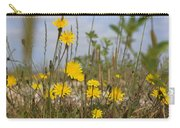 Seaside Flora Carry-all Pouch