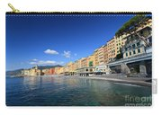 seaside in Camogli Carry-all Pouch