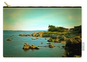 Seaside In The Distance Digital Carry-all Pouch