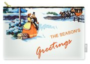 Season Greetings Carry-all Pouch