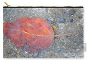 Seasonal Signage Carry-all Pouch