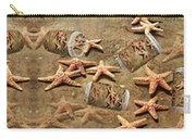 Seastar Large Banner Carry-all Pouch by Betsy Knapp