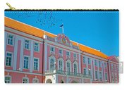 Seat Of Parliament In Old Town Tallinn-estonia Carry-all Pouch