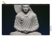 Seated Buddha Carry-all Pouch
