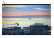 Seattle And Elliott Bay Carry-all Pouch