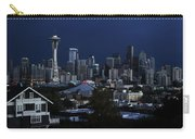Seattle Blues Carry-all Pouch