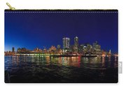 Seattle City Skyline Romance Panorama Carry-all Pouch