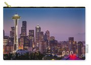 Seattle Dawn Carry-all Pouch