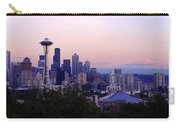 Seattle Dawning Carry-all Pouch