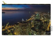 Seattle Dusk Colors Carry-all Pouch
