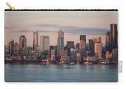 Seattle Dusk Skyline Carry-all Pouch
