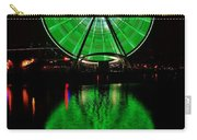 Seattle Great Wheel In Motion Carry-all Pouch