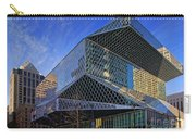 Seattle Library Carry-all Pouch